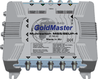 GOLDMASTER MS5/8EUP-4 МУЛЬТИСВИТЧ